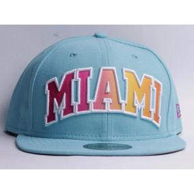 Gorra Original New Era 59fifty Miami Marlins Mlb