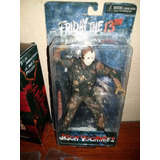 Friday The 13th:jason Voorhees Neca Cult Classics Icon