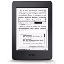 Amazon Kindle Touch 8 Generacion Tactil 4gb Ebook Ereader
