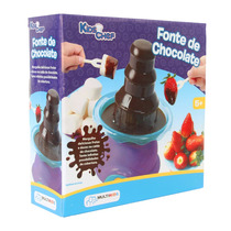 Kids Chef Fonte De Chocolate -novo Brinquedo