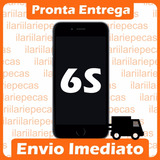 Tela Lcd Frontal Módulo Display Touch Iphone 6s Envio Hoje