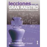 Libro - Lecciones Con Un Gran Maestro - Ventajedrez