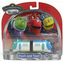 Chuggington Locomotora Hoot And Toot Stacktrack Delicias3