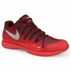 Zapatilla Nike Vapor Tour 9.5 Rf Red/silver