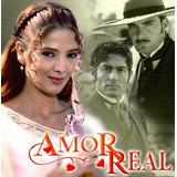 Novela Amor Real Completa E Dublada Em Dvd (leia)