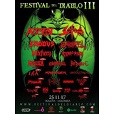 Boletas Festival Del Diablo