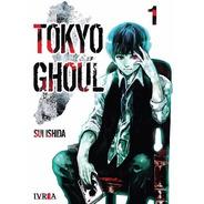Tokyo Ghoul - N1 - Ivrea - Sui Ishida - Manga