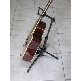 Pedestal Suporte Chão Vector Dobrável Para Violão Guitarra