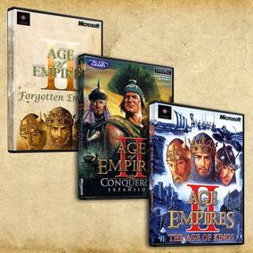Age Of Empires 2 + Expansión Español Completo Pc