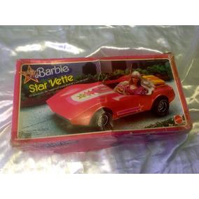 Barbie Vintage Collector Corvette Nuevo Hecho En México