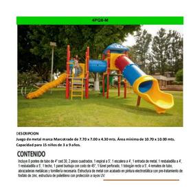 Juegos Infantiles Para Exteriores en Mercado Libre México