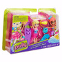 Polly Pocket Diversion En La Playa - Original Mattel