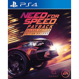 Need For Speed Payback Deluxe Edition Ps4 Digital Preventa