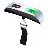 Balanza Digital Portatil 10gr-50kg Viaje Valijas Equipaje