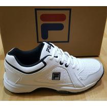Zapato Fila Para Jugar Tenis Federer - New