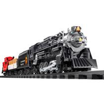 Trem Canadian Pacific G- Gauge Lionel Set Completo+ Brinde