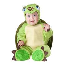 Disfraz Bebe Tortuga Niño Niña Halloween Tortuguita