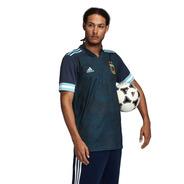 Camiseta Argentina Alternativa Oficial Afa adidas Hombre