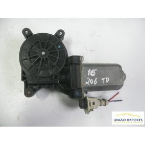 Motor Do Vidro Eletrico Peugeot 206 T/d Nº16