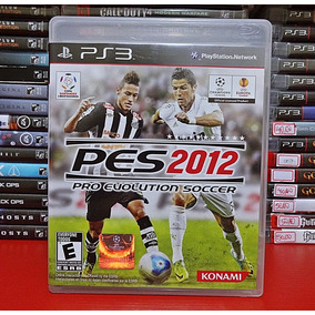 Pes 2012 - Pro Evolution Soccer 2012 - Ps3