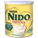 Nestlé Nido Fortificada En Seco De La Leche 12,6 Oz Frasco