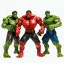 Muñeco Del Increible Hulk 26cm Original Marvel Importado