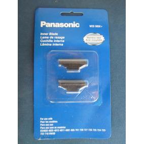 Laminas De Reposição Barbeador Panasonic Código Wes 9850