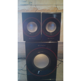 Home Theater Utech 2500w
