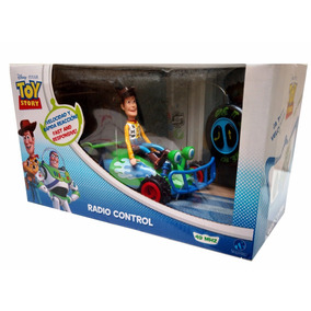 Auto R/ Control Woody Toy Story - Jugueteria Aplausos