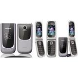 Celular Nokia Flip 7020, Original, Anatel,novo,desbloq,visor
