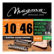 Encordado Guitarra Electrica Magma Ge140ed 010/046 Coated