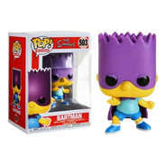 Figura Funko Pop - Bartman - Bart  - The Simpsons 503