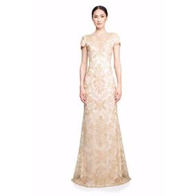 Vestido Noche Tadashi Precio Original 10450 Precio Rohi 4930