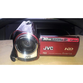 Filmadora Jvc Everio Full Hd 30 Gb 35x