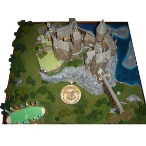 Castillo Hogwarts - Harry Potter (para Armar En Papercraft)