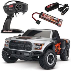 New Traxxas 2017 Ford Raptor Slash Xl-5 2wd Rtr - Fox Body