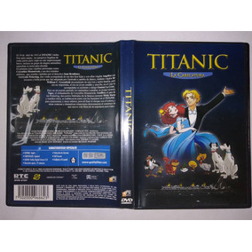 Titanic - La Caricatura Dvd Nac Sub Mdisk