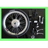 Kit Eléctrico Bicicleta Completo Con Batería Litio 24 Volt