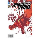 Arqueiro Verde - Os Novos 52! - 1ª Série / Panini N°14