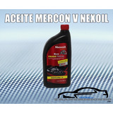 Aceite Transmision Automatica Mercon V