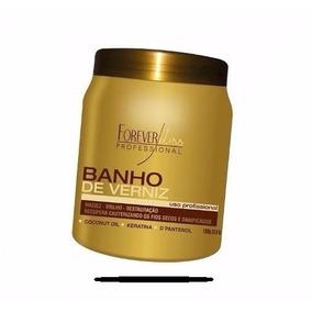 Banho De Verniz 1kg, Forever Liss