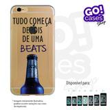 Capinha Capa Case Iphone 4/4s/5/5s/6/6s/6 Plus Skol Beats
