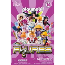 Retromex Playmobil 6841 Sobre Sorpresa Serie 10 Niñas Reina