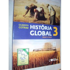 História Global Brasil E Geral Volume 1 Ensino (sebo Amigo)