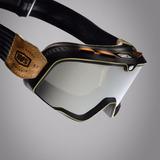 Óculos Google Motociclista 100% Barstow Clasic- Moto/choper