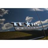 Emblema Texas Edition . Caminhonetes/ Dodge /s10/silverado..