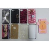 Kit Fechado 9 Capinha Capa Case Iphone 4 4s Barato Frete 9,9