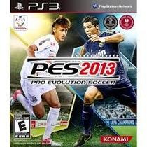 Game Ps3 Pes 2013 Frete Grátis