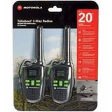 Rádio Motorola Walk Talk Talkabout Md 200 32 Km 20 Milhas