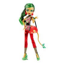 Boneca Monster High Jinafire Long Filha Do Dragão - Mattel